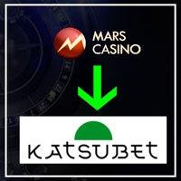 Mars casino en ligne
